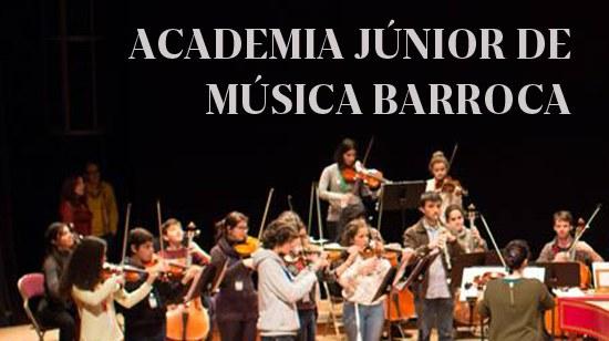 5ª Academia Júnior de Música Barroca