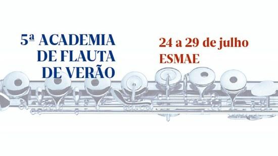 5ª Academia de Flauta de Verão