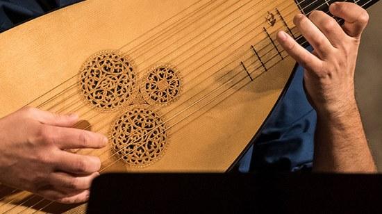 Cursos Livres de Instrumento - Música Antiga