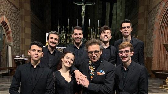 Ensemble de Saxofones Ventos Satélite