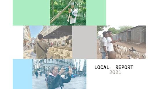 LOCAL REPORT 2021 CultureHub RE-FEST