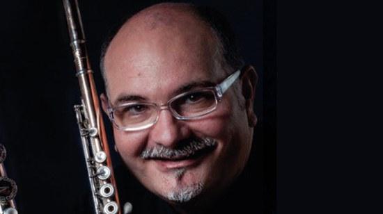 Masterclass de Flauta e recital
