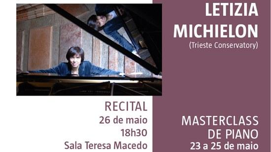 Masterclass de Piano - Recital