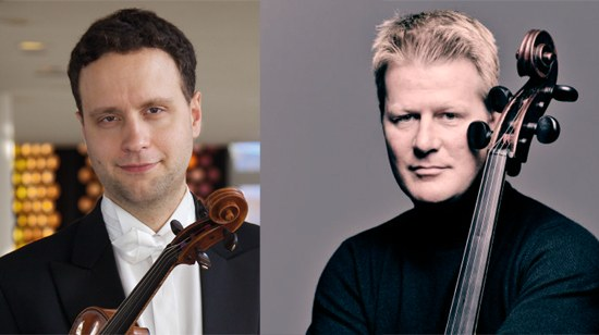 Masterclass - Viola e Violoncelo