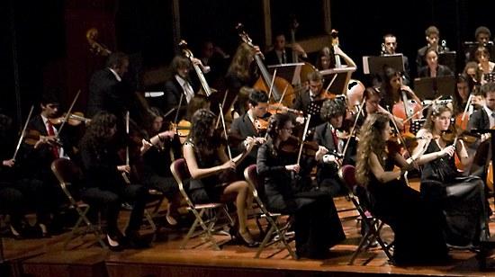 Orquestra Sinfónica   Orquestra de Sopros