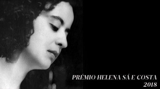 Prémio Helena Sá e Costa, 2018