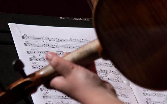Solistas da Orquestra Clássica do P.PORTO na Bienal do Granito