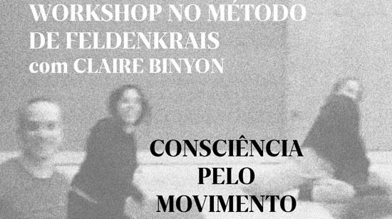 Workshop no Método de Feldenkrais